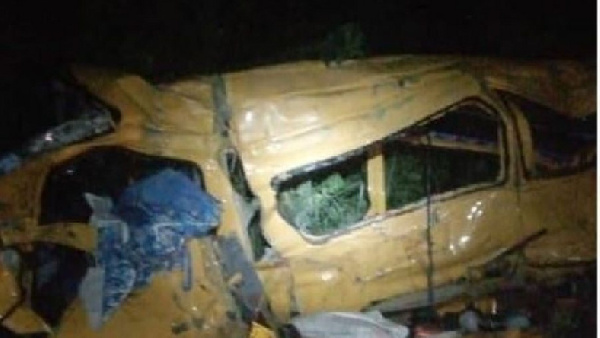 6 killed in Accra-Cape Coast highway accident