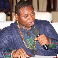 Franklin Cudjoe, Executive Director of IMANI Ghana