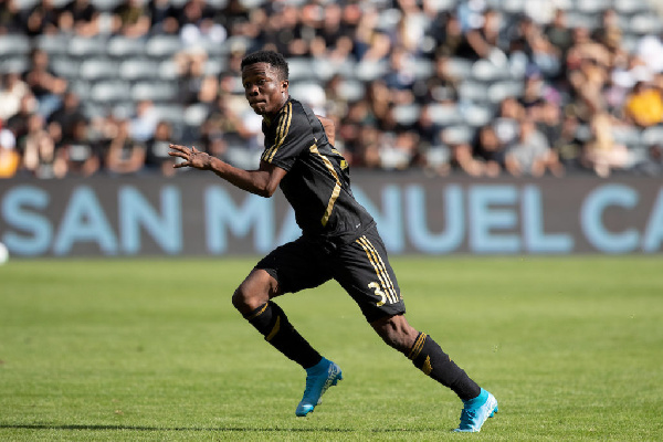 Kwadwo Opoku registers silky assist as LA FC snatch late draw against Portland Timbers
