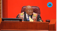 Prof Mike Oquaye – Speaker of Parliament
