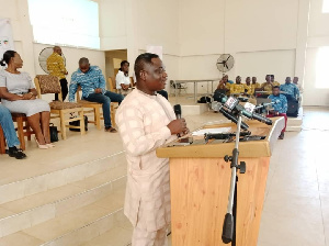 Dr Anyars Ibrahim, CEO, Nation Builders Corps (NABCO)