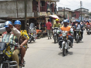 Okada riders are calling on government to legalise their work