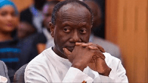 Finance Minister, Mr Ken Ofori-Atta