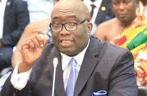 Joe Ghartey, Member of Parliament for Essikado-Ketan Constituency