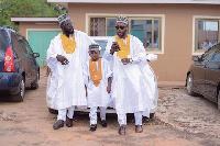 Kofas, Kalybos and Yaw Dabo