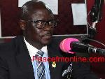 Yaw Adomako Baafi, former Director of Communications of NPP