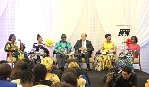 Paneliats at the 6th WISTA conference