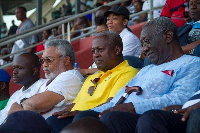 All former presidents are expected to join queue like ordinary Ghanaians says US ambassador