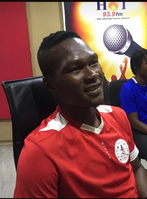 Physical trainer, Totti Laryea