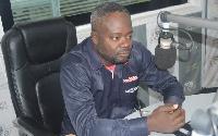 Kofi Percival Akpaloo, Flagbearer for IPP