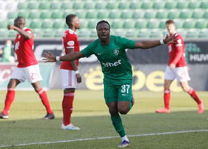 The 23-year-old joined Ludogorets last summer on a two-year loan contract