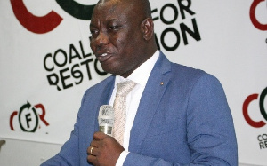MP for Bolgatanga Central Constituency, Isaac Adongo