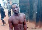 Godwin Amuzu, the suspect