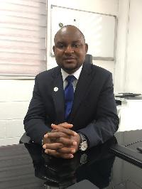 Country Director of Herbalife Nutrition Ghana, Mr. Clarence Amenyah