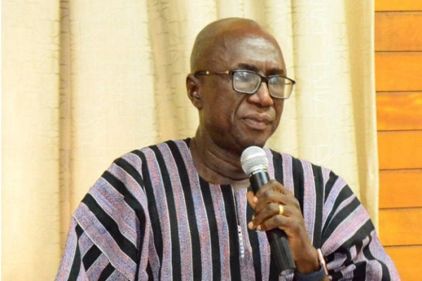 We do not have police, soldiers doing NPP's bidding - Interior Minister