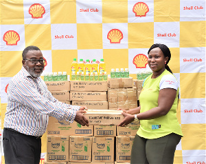 The company has equipped its Shell Service stations with hand sanitizers & other cleaning solutions