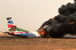 Ten people killed in South Sudan plane crash