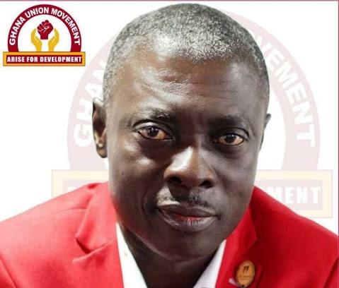 Christian Kwabena Andrews, Flagbearer of GUM