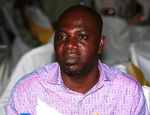 Ghana FA Cup Committee chairman Wilson Arthur