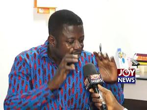 Daniel Okyem Aboagye, Member of Parliament (MP) for the Bantama Constituency,