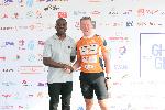 Kingsley Opuni, MD of Fidelity Bank Ghana & H.E. Iain Walker, British High Commissioner to Ghana