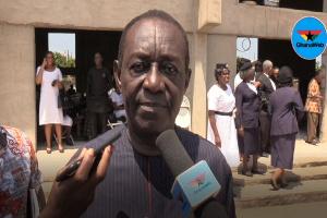 Kwame Addo Kufour New