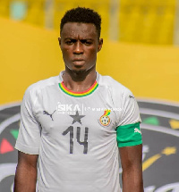 Black Stars B skipper, Shafiu Mumuni