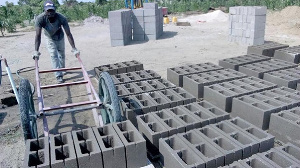 Recent hikes in building materials including cement and iron rods have been a concern to many