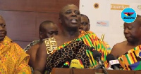 His Royal Majesty, Okyenhene Osagyefo Amoatia Ofori Panin