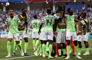 Super Eagles Nigeria