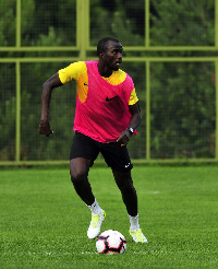 Rabiu played 51 matches and scored one goal for Anzhi Makhachkala