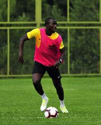 Rabiu has seen his career stagnating due to injuries