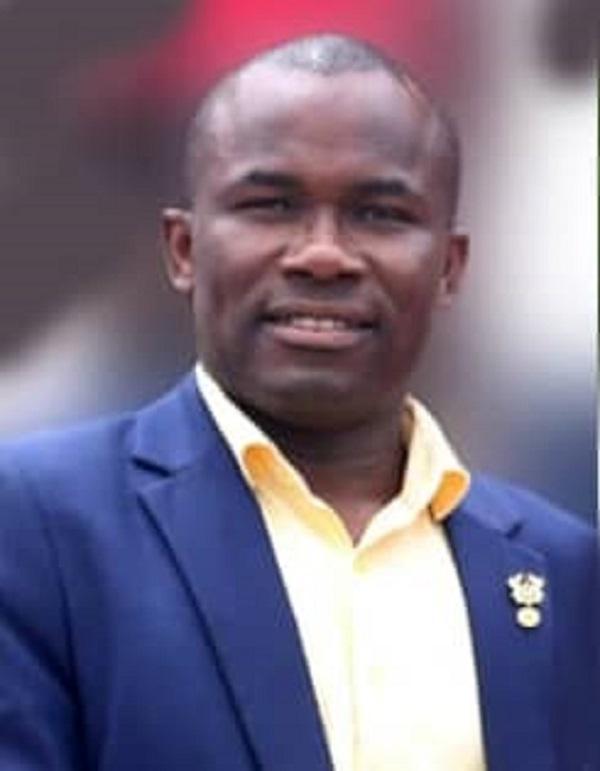 Director-General of NSA, Professor Peter Twumasi