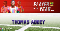 Thomas Abbey led the Accra based club to a good campaign before leaving