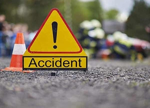 The accident occurred close to the 37 Military Hospital in Accra