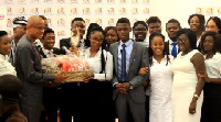 Winners of the maiden NCCE University Civic Education Challenge