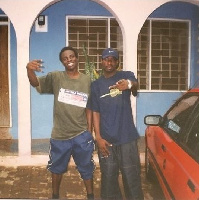 M.anifest and a colleague