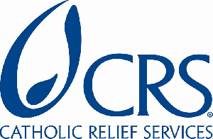 Logo of the Catholic Relief Services