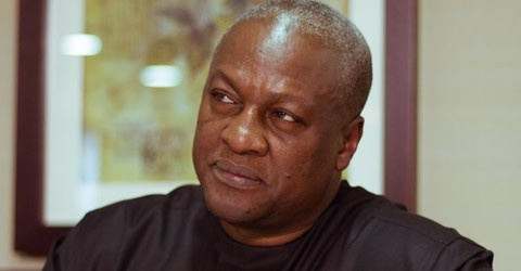 John Mahama in the hit of criticism and bashing over gift received from contractor