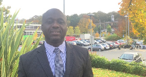A senior lecturer of the University for Development Studies, Dr. Ibrahim M. Gunu