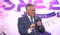 General Superintendent of Assemblies of God, USA, Reverend Dr. Douglas Clay