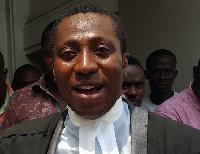 Afenyo-Markin, Member of Parliament for Effutu