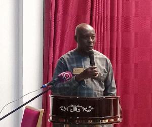 Frank Owusu Debrah, AG of Rotary District 9102
