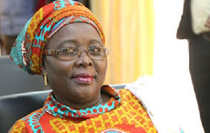 Minister for Local Government and Rural Development, Hajia Alima Mahama