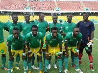 Reigning Ghana Premier League champions, Aduana Stars