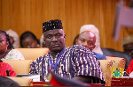 MP for Lawra Constituency, Anthony Karbo.