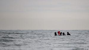 Five survivors have also been rescued