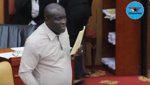 Titus Glover Parliament