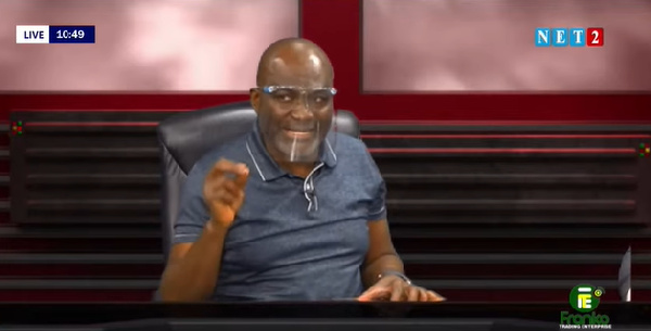 PLAYBACK: 'The Seat' show with Kennedy Agyapong