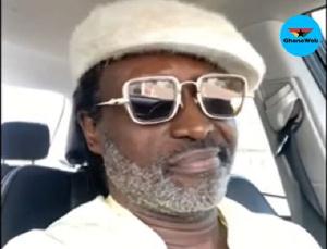Ghanaian musician, Reggie Rockstone